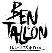 Ben Tallon Illustration