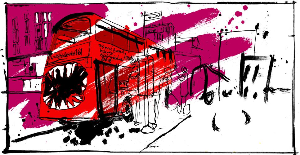 Design week, Ben Tallon column, freelance, creative advice, illustration freelance, art writing, journal, freelance state of mind